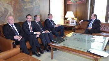 Herrera defiende la viabilidad de Nissan en Ávila y pide a De los Mozos una solución 'estable y de futuro'