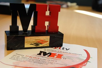 RTVCyL entrega sus I Premios Maestros Hosteleros