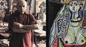 Pablo Picasso arrasa en una subasta
