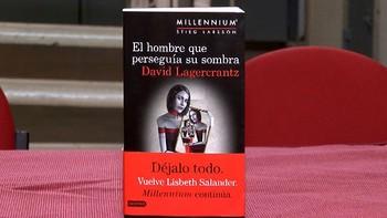 David Lagercrantz, el creador de la quinta entrega de la serie Millennium en Segovia