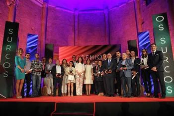 RTVCyL entrega los Premios Surcos 2015 a lo más destacado del sector agrario