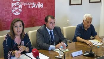 Un poema del navarro Santiago Elso se alza con el Premio Fray Luis de León de la Diputación de Ávila y Madrigal de las Altas Torres