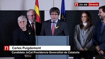 Puigdemont vence a las encuestas y JxCat se erige en primera fuerza del independentismo