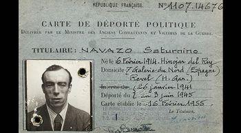 Saturnino Navazo, el burgal�s superviviente de Mauthausen que salv� la vida a un ni�o jud�o