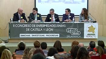 Salamanca acoge el II Congreso de Enfermedades Raras de Castilla y León