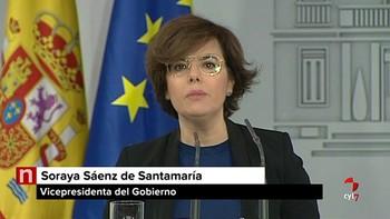 El Gobierno recurrirá al TC la candidatura de Puigdemont pese al informe en contra del Consejo de Estado