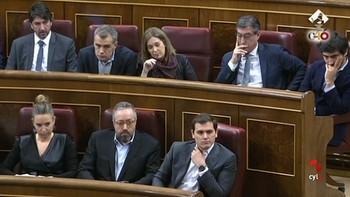 Ciudadanos censura que el PP quiera 'ensuciarles' con sus cuentas teniendo '900 imputados por corrupción'