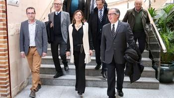 Marcos anuncia un instrumento financiero propio para el sector agrario al que destinará 200 millones de euros