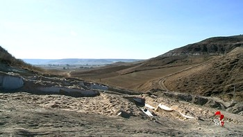 El gran asentamiento hebreo de Castrillo Mota de Judíos