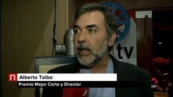 El leonés Alberto Taibo se alza con el premio al Mejor Corto y al Mejor Director del festival CyLnema en corto