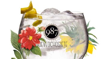 La ginebra berciana 987, Medalla de plata en el XVII San Francisco World Spirits Competition
