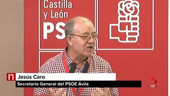 Jesús Caro aboga por un PSOE de Ávila 'con las puertas abiertas'