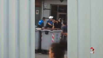 Cuatro detenidos por un altercado en Valladolid que termina con dos policías locales agredidos