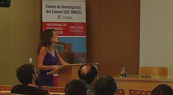 El CiC de Salamanca avanza en el estudio de receptores en el c�ncer de mama de peor pron�stico