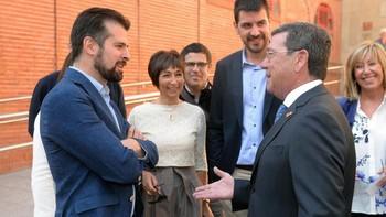 Tudanca al PP: 'Un mes y medio después del cierre de Garoña, no hay ni central ni plan alternativo'