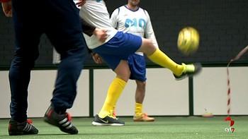 Fútbol para salir de las drogas