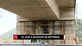 La llegada del AVE a Burgos sufre un nuevo retraso y no se producirá el próximo verano