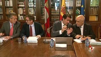 Una delegación europea conoce 'in situ' los problemas que genera el lobo en Castilla y León