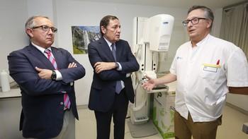 Sanidad invierte más 2,5 millones en la mejora tecnológica del Hospital General de Segovia