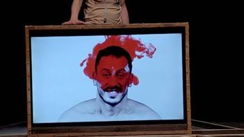 El segoviano Luis Callejo protagoniza en el teatro la segunda parte de 'Trainspotting'