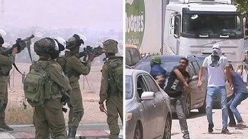 Aumentan a 60 los muertos por la represión israelí contra las protestas en Gaza