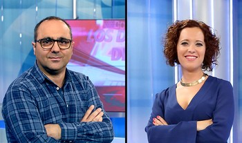 Manuel Centeno y María Nieto, finalistas de los premios de Línea Directa y AEAS