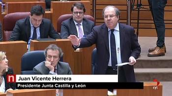 Herrera afirma que la sanidad está ordenada y que Sáez tiene el apoyo del Gobierno