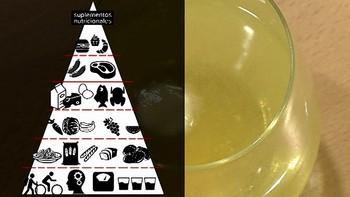 Los suplementos nutricionales entran por primera vez en la pirámide alimentaria