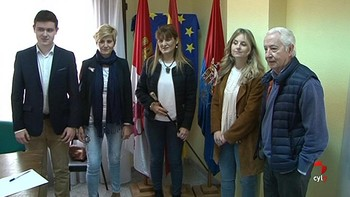 El ayuntamiento de Lantadilla, Palencia, ya tiene quien lo gobierne