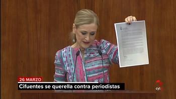La cronología de la caída de Cristina Cifuentes