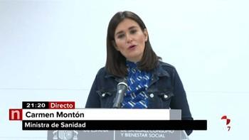 La ministra de Sanidad presenta su dimisión tras el escándalo de su máster en la URJC