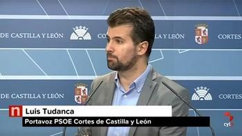 La Junta de portavoces de las Cortes de Castilla y León se centra en la situación de Vestas