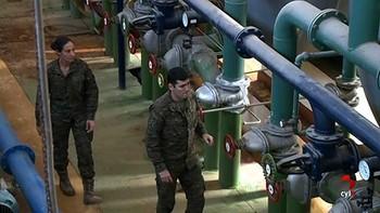 Más de 1.000 militares sin agua en El Empecinado