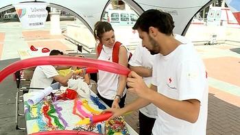 Más de 1.400 jóvenes participan en el programa 'Voluntariado Joven' de Castilla y León
