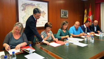 La Junta cifra el incremento de la cosecha de cereal de invierno en Palencia en un 38%