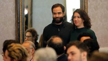Fabio Meira, Premio del Público en Punto de Encuentro por 'As duas Irenes', aplaude al festival y la calidad de las proyecciones