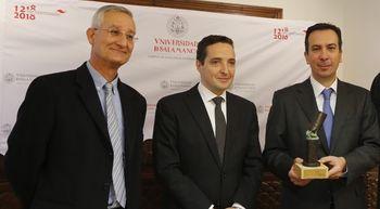 Seoane: 'La biomedicina en España es muy competitiva pero con los recortes puede perder su posición'