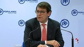 PP Castilla y León traslada 'el apoyo sin fisuras' al Gobierno de Mariano Rajoy