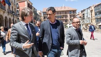 Pedro Sánchez apuesta por abordar el reto demográfico desde la alianza público-privada