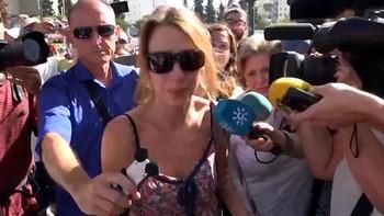 El abogado de Juana Rivas renuncia a su defensa y abandona el estrado provocando la suspensión del juicio