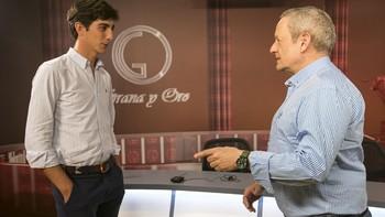El novillero madrileño Marcos protagoniza 'Grana y Oro'