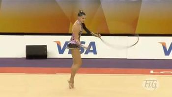 Carolina Rodr�guez estar� en Londres 2012