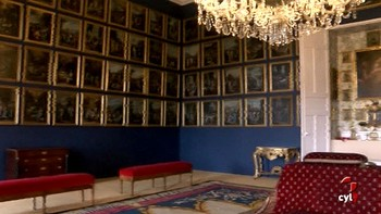 Patrimonio Nacional incorpora al Palacio de Riofrío (Segovia) quinientas obras de arte procedentes de otros Reales Sitios