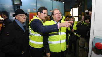 Herrera: 'Conf�o en que este sea el a�o de la industria en Castilla y Le�n'