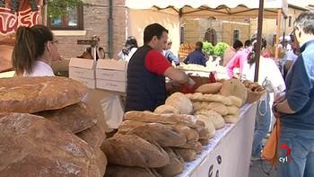 La exaltación del pan en Grijota, Palencia