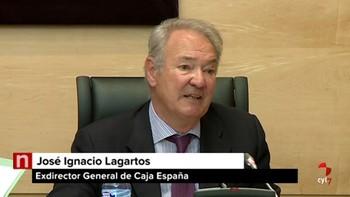 Lagartos afirma que la deuda de Santos Llamas se reestructuró en un 'sálvese quien pueda' y que 'era poner parches para salir adelante'