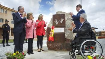 Fuentes de Oñoro dedica un parque a Miguel Ángel Blanco para 'honrar la memoria de las víctimas' de ETA