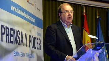 Herrera defiende a Europa como 'el mejor contexto posible para nuestro futuro'