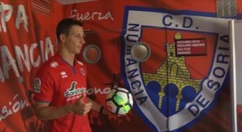 Guillermo, a reivindicarse con goles en Soria