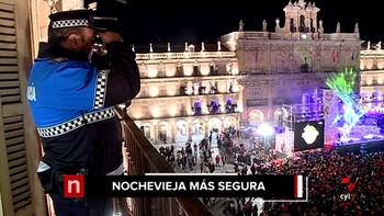 Salamanca espera a 35.000 personas para la celebración de su Nochevieja Universitaria